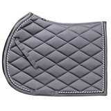 SD® CLASSIC SADDLE PAD IN SILVERSHADE_
