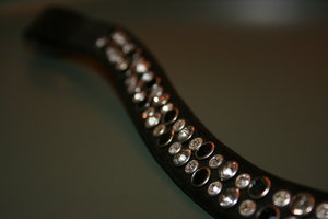 Swarovski studded crystals Full