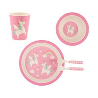 Unicorn dining set