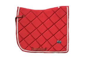 New! Saddle pad 'Red Velvet'