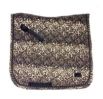 New! Saddle pad 'Leopard'