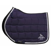 SD® CLASSIC Glitter SADDLE PAD IN NAVY