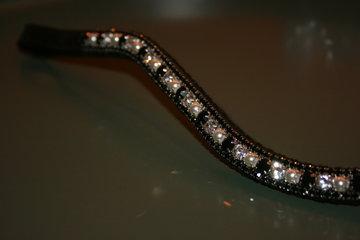 3-6-3 crystal + parels/zwart FULL
