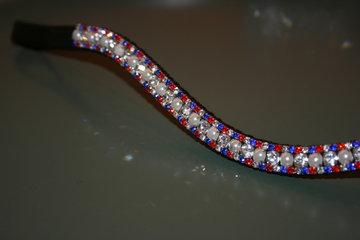 3-6-3 parels & rood,wit,blauw FULL