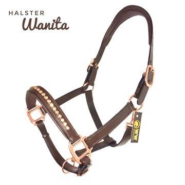 Halster Wanita - Rosé Goud - BROWN