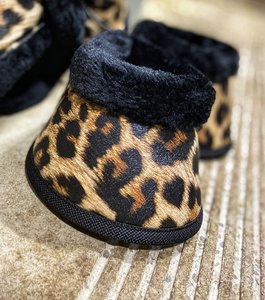 NIEUW! Leopard Bell boots - springschoenen