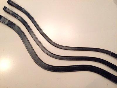 DIY - wave kale frontriem leertjes (1,6cm)