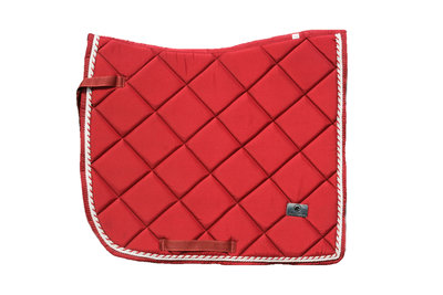 New! Saddle pad 'Red Velvet'