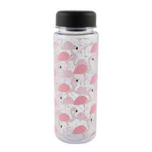 Flamingo waterfles