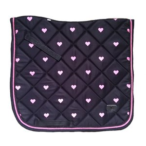 New! Saddle pad 'Pink Love'